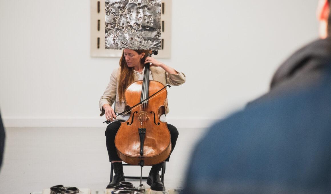 Lucy Railton by Victoria Alexandrova | Galerie Bernau